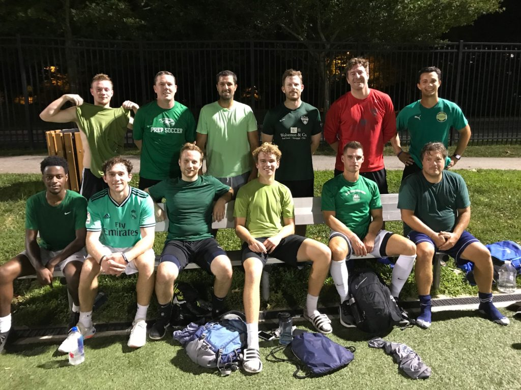 CASL 2020 Champions - Green (Hart)